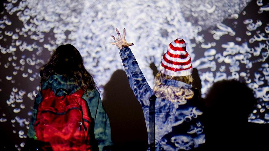 Duncan Poulton - Jetsam (2016) installation view 2, Stryx, November 2016 - web 2